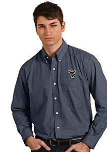 West Virginia Mountaineers Focus Woven Shirt