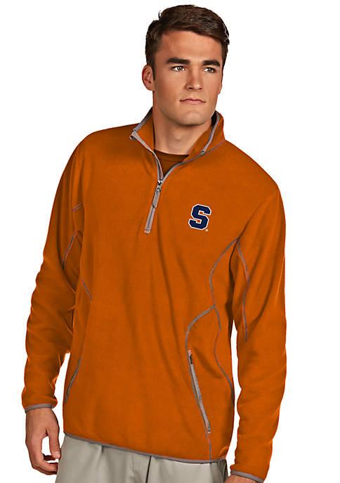 Antigua® Syracuse Orange Ice Pullover
