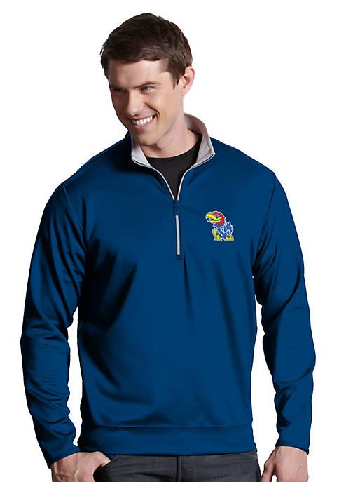 Antigua® Kansas Jayhawks Leader Pullover