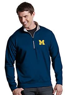 Antigua® Michigan Wolverines Leader Pullover