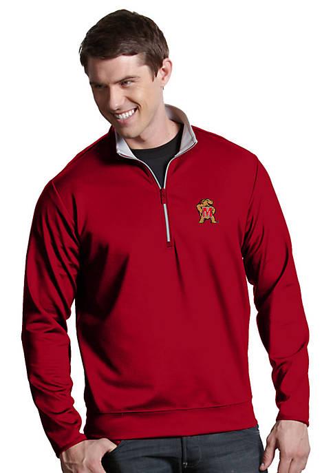 Antigua® Maryland Terrapins Leader Pullover