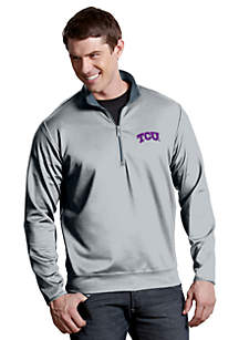 Antigua® TCU Horned Frogs Leader Pullover