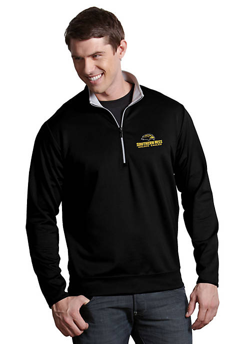 Antigua® Southern Miss Golden Eagles Leader Pullover