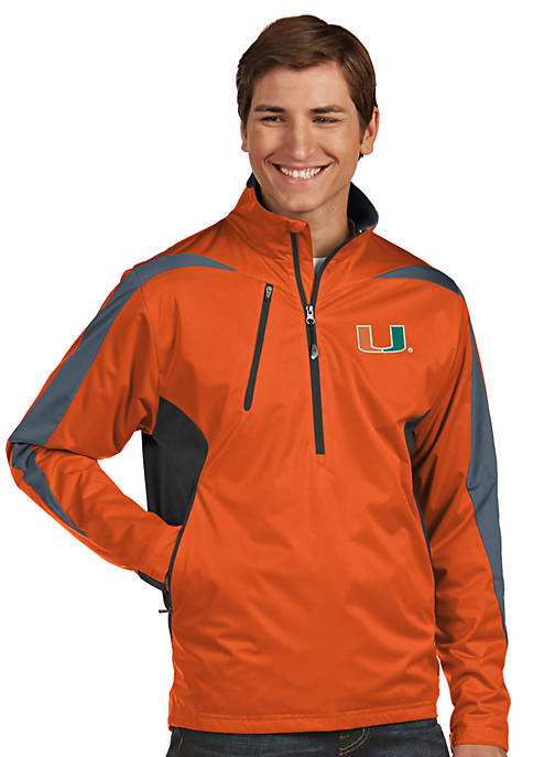 Antigua® Miami Hurricanes Discover Jacket
