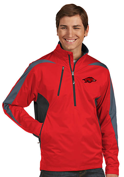 Antigua® Arkansas Razorbacks Discover jacket