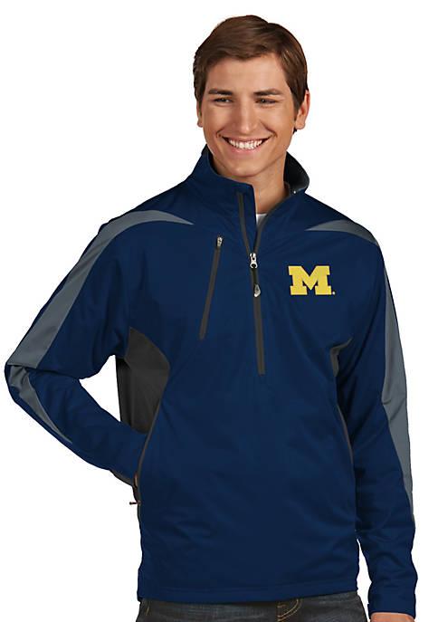 Antigua® Michigan Wolverines Discover Jacket