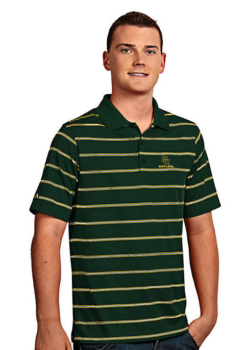 Antigua® Baylor Bears Deluxe Polo