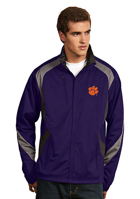 Antigua® Clemson Tigers Tempest Jacket
