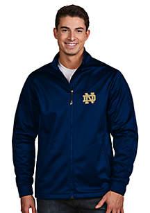 Notre Dame Men's Golf Jacket