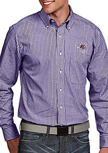 Antigua® Western Carolina Catamounts Associate Woven Shirt