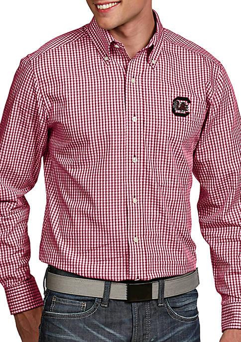 Antigua® South Carolina Gamecocks Associate Woven Shirt