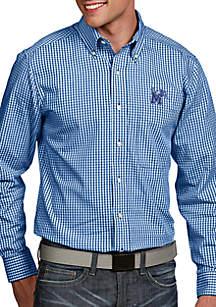 Antigua® Memphis Tigers Associate Woven Shirt