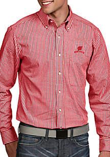 Wisconsin Badgers Associate Woven Shirt