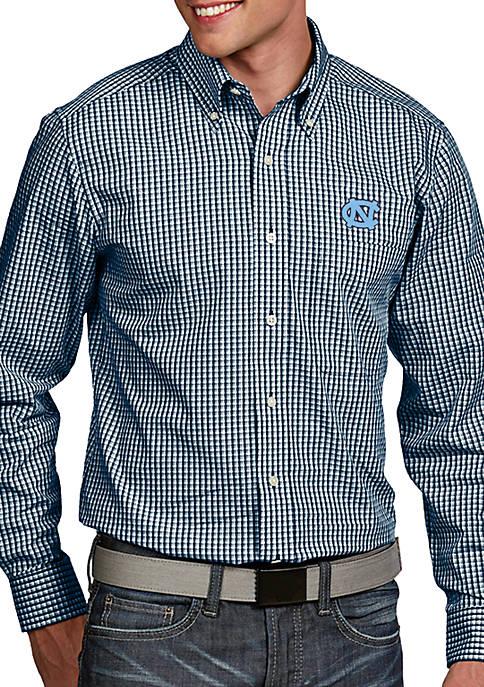 Antigua® UNC Tar Heels Associate Woven Shirt