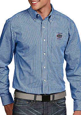 eeeb08bef0e Antigua® Florida Gators Associate Woven Shirt ...