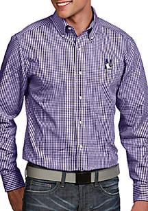 Northwestern Wildcats Associate Woven Shirt
