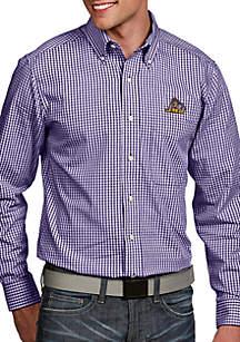 James Madison Dukes Associate Woven Shirt