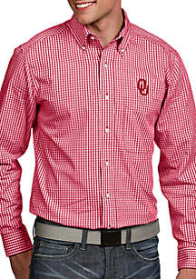Oklahoma Sooners Associate Woven Shirt