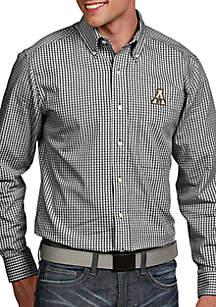 Antigua® Appalachian State Mountaineers Associate Woven Shirt