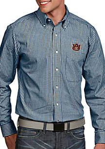 Antigua® Auburn Tigers Associate Woven Shirt