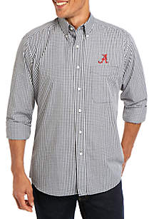 Antigua® Alabama Crimson Tide Associate Woven Shirt