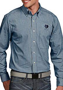 Antigua® Memphis Grizzlies Mens Associate LS Woven Shirt