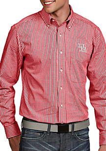 Houston Cougars Associate Woven Shirt