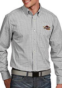 Cleveland Cavaliers Mens Associate LS Woven Shirt