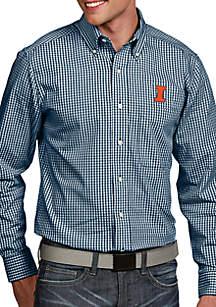 Antigua® Illinois Fighting Illini Associate Woven Shirt