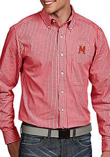 Maryland Terrapins Associate Woven Shirt