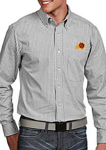 Antigua® Phoenix Suns Mens Associate LS Woven Shirt