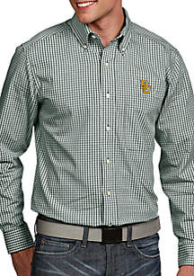 Antigua® Baylor Bears Associate Woven Shirt