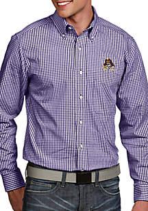 East Carolina Pirates Associate Woven Shirt