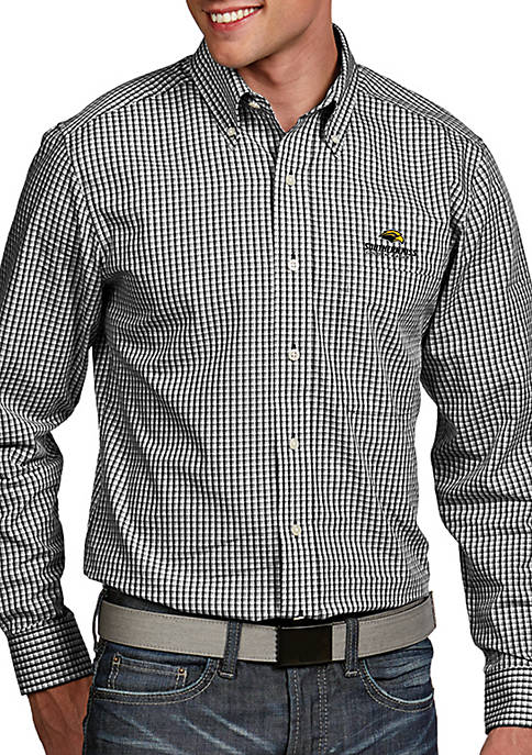 Antigua® Southern Mississippi Golden Eagles Associate Woven Shirt
