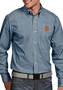 Syracuse Orange Associate Woven Shirt