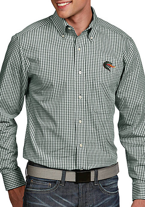 Antigua® Alabama Birmingham Blazers Associate Woven Shirt