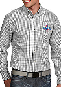 Chicago Cubs 2016 World Series Champs Mens Button Down