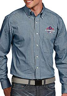 MLB 2018 World Series Champions Boston Red Sox Long Sleeve Dress Shirt