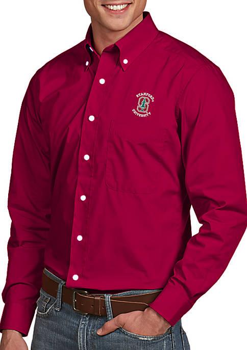 Stanford Cardinal Dynasty Woven Shirt
