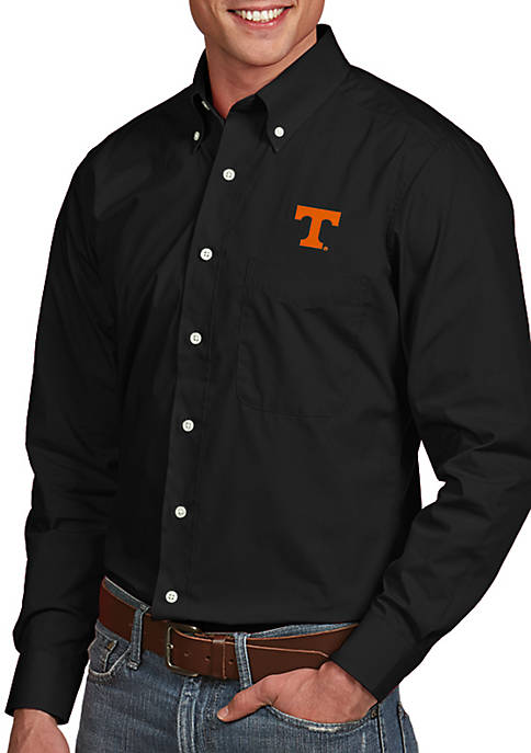 Antigua® Tennessee Volunteers Dynasty Woven Shirt
