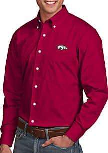 Arkansas Razorbacks Dynasty Woven Shirt