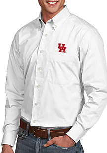 230d81b4f48 Antigua® Houston Cougars Dynasty Woven Shirt