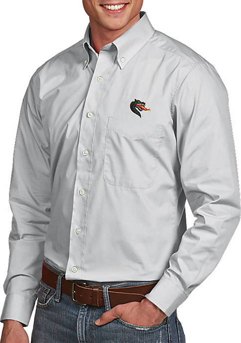 Antigua® Alabama Birmingham Blazers Dynasty Woven Shirt