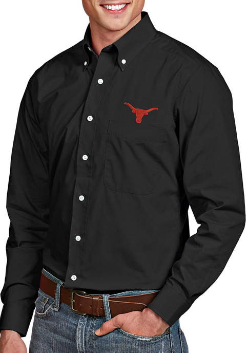 Mens NCAA Texas Longhorns Dynasty Shirt