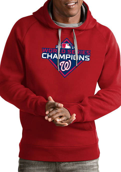 Antigua® Mens MLB Washington Nationals 2019 World Series
