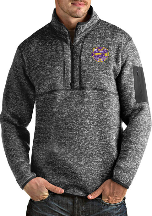 Antigua® NCAA LSU Tigers 2020 National Champions Pullover