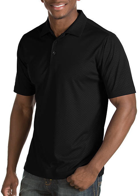 Antigua® inspire Short Sleeve Polo