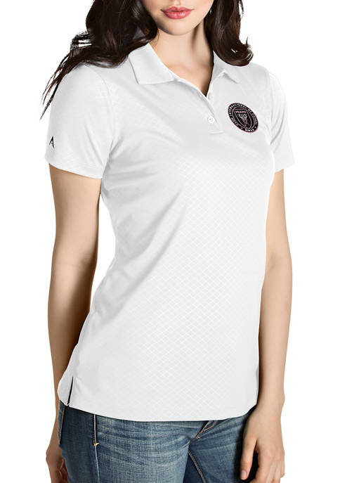 Womens DS MLS Inter Miami FC Inspire Polo Shirt