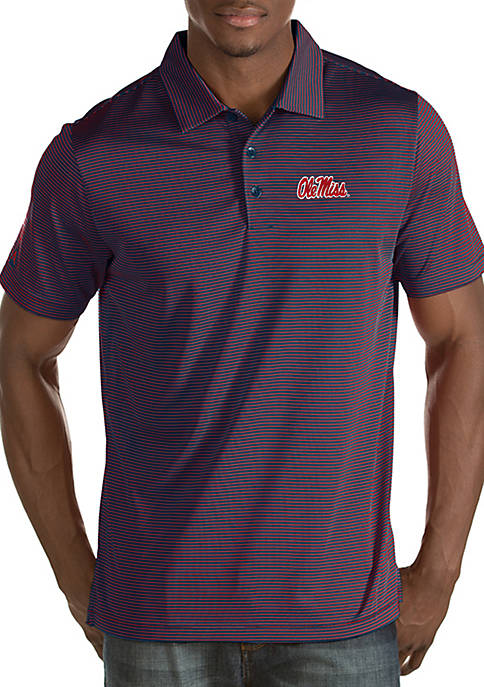 Antigua® Ole Miss Rebels Quest Polo