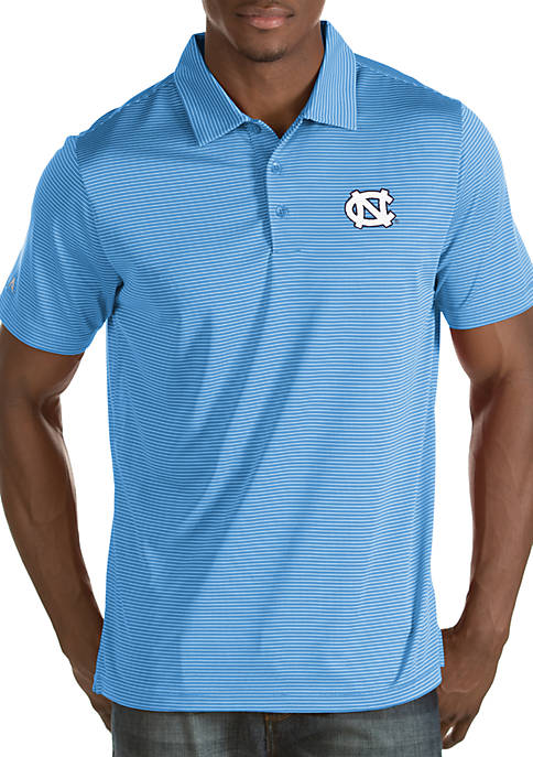 Antigua® UNC Tar Heels Quest Polo
